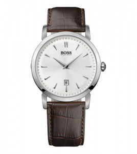 reloj correa marron hugo boss