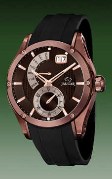 reloj jaguar serie limitada