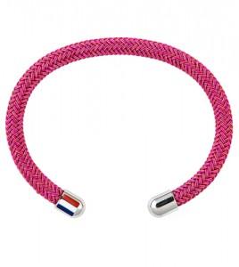 pulsera rosa tommy hilfiger
