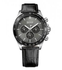 reloj hugo boss esfera gris