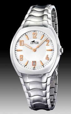 reloj lotus numeros cobre
