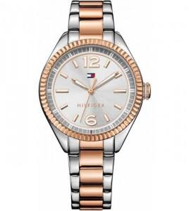 reloj tommy hilfiger mujer bicolor