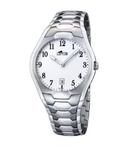 reloj lotus señora numero y calendario