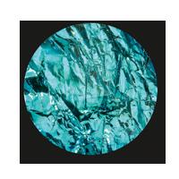 mi moneda roca azul