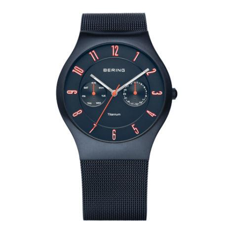 reloj malla bering azul marino