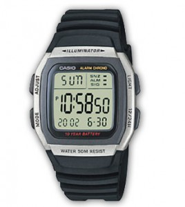 CASIO RELOJ DIGITAL