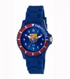 reloj fc barcelon dacete azul