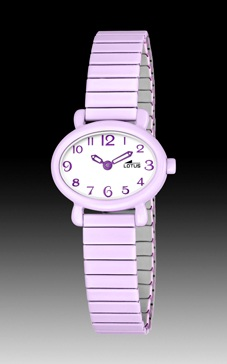 reloj lotus comunion estensible
