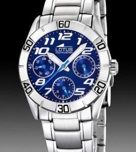 reloj lotus armys multifuncion