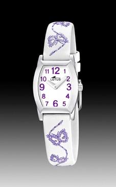 reloj lotus comunion correa piel