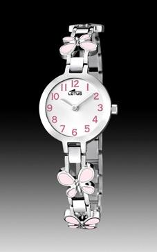 reloj lotus comunion acero