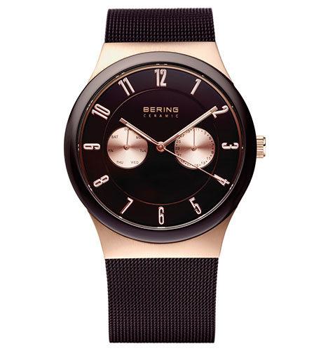 reloj bering caballero armys malla acero