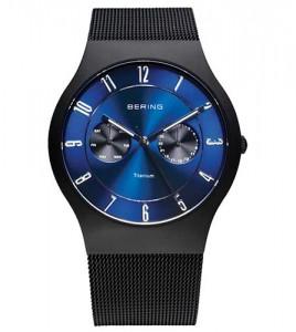 reloj bering titanium