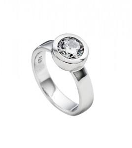 anillo diamonfire redondo