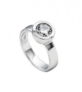 anillo diamonfire redondo
