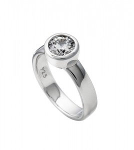 anillo diamonfire circonita