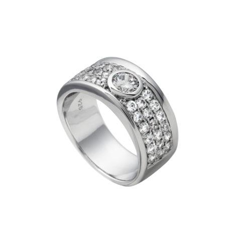 anillo piedras diamonfire