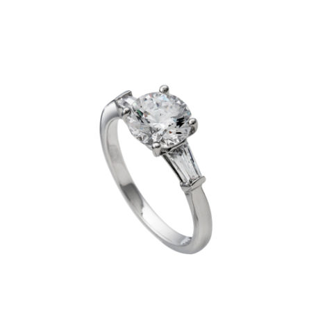 anillo circonitas diamonfire