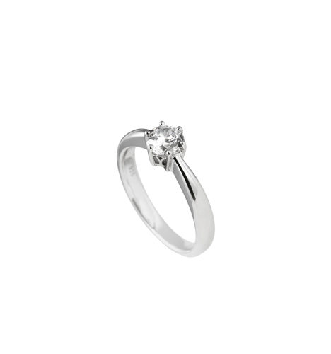 anillo diamonfire redondo piedra