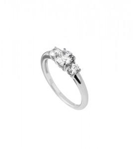 anillo 3 piedras diamonfire