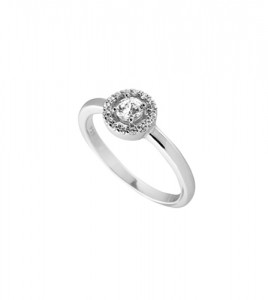 anillo diamonfire plata