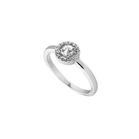 anillo diamonfire plata