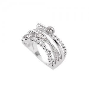 anillo diamonfire piedras