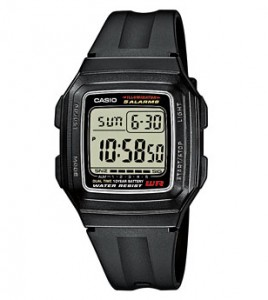 reloj casio digital caballero
