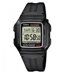 reloj casio digital caballero