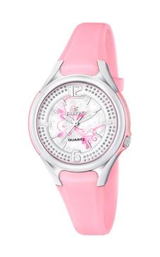 reloj calypso rosa claro