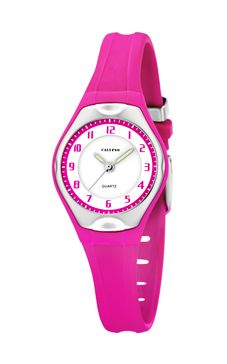 reloj señora calypso fucsia