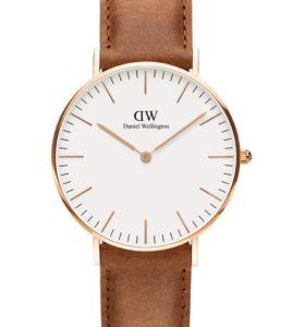 reloj mujer daniel wellington