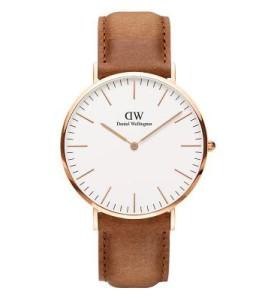 reloj daniel wellington caja rose