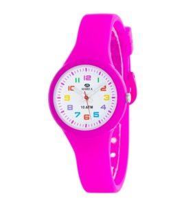 reloj numeros colores