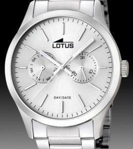 reloj lotus mulifunción