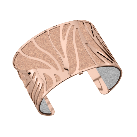 brazalete les georgettes chapado rose