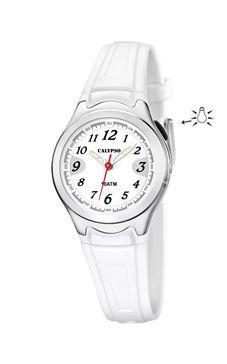 reloj calypso con luz numeros