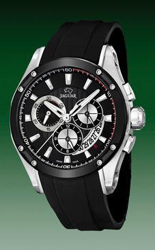 reloj jaguar caja acero