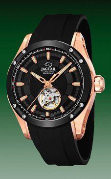 reloj jaguar automatico