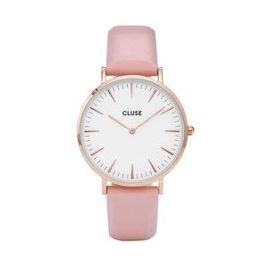 reloj cluse correa rosa