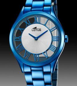 a00006574c36 reloj lotus mujer azul