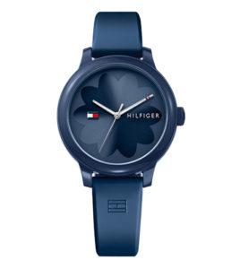 reloj tommy correa azul