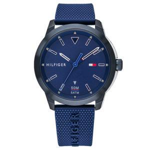 reloj tommy hilfiguer cacho azul marino