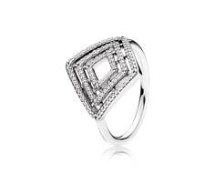 anillo pandora plata