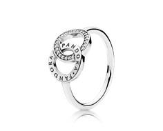 anillo pandora circonitas circulos
