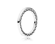 anillo pandora liso