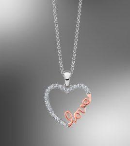 lotus silver corazon love