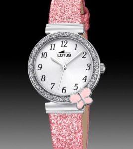 reloj lotus comunión niña