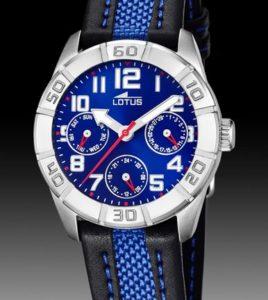 reloj lotus comunion correa azul