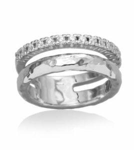 anillo marina garcia plata